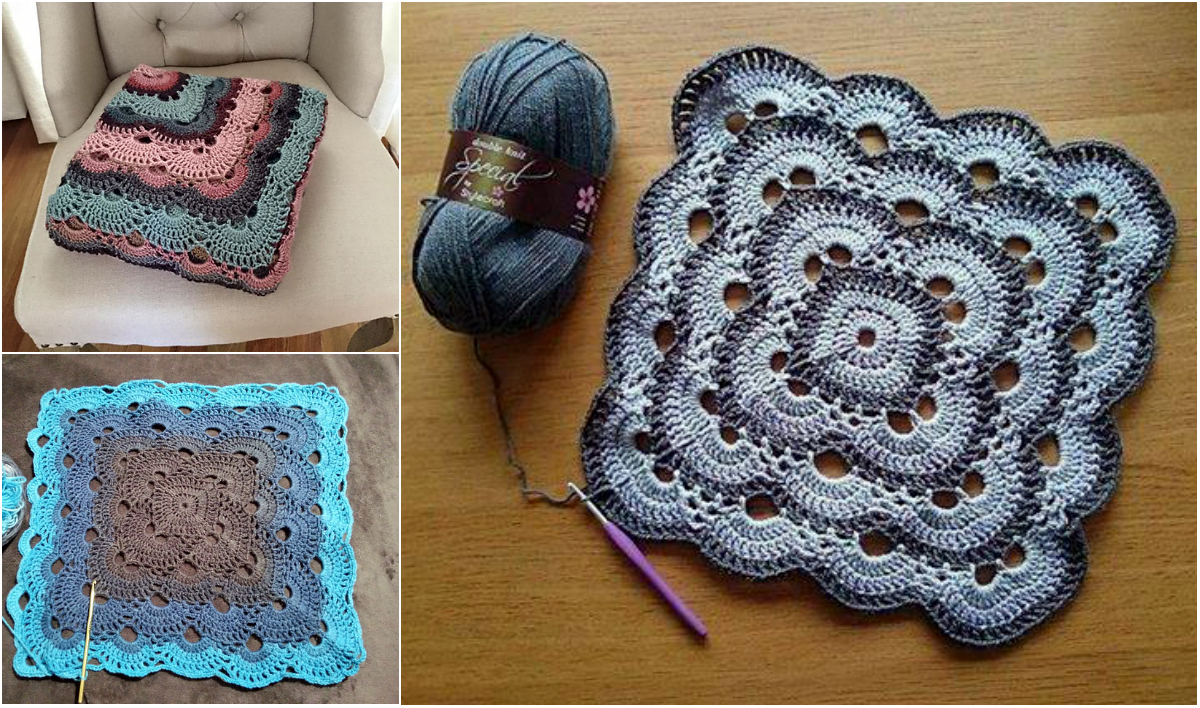 picture about Virus Blanket Pattern Free Printable named How Towards Crochet Virus Blanket - Crochet Manual